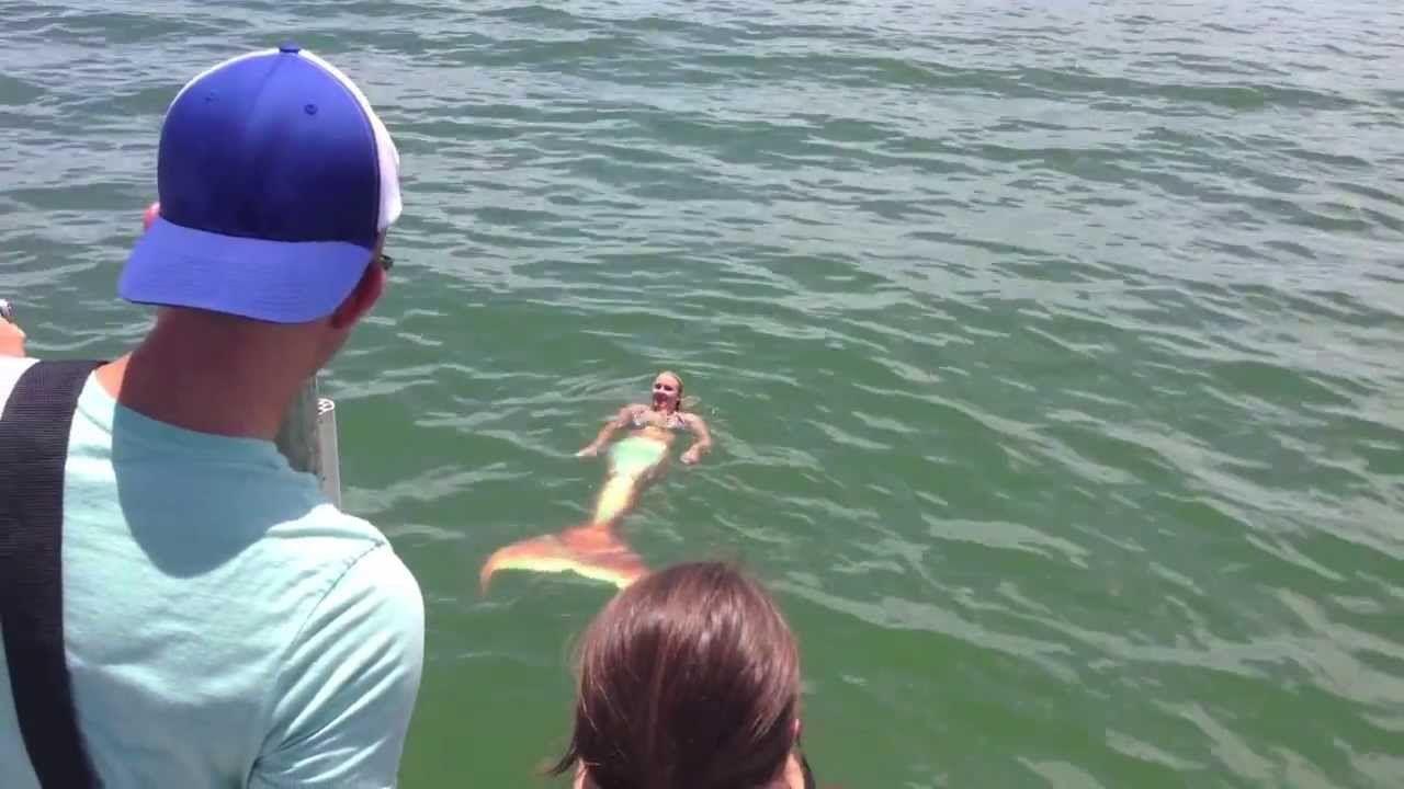 Are mermaids real 5 real cases of mermaid sightings - Live Mermaid Sighting Pool Party Events