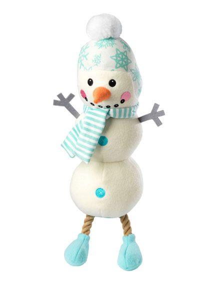 House of Paws Snowman Jumbo Plush