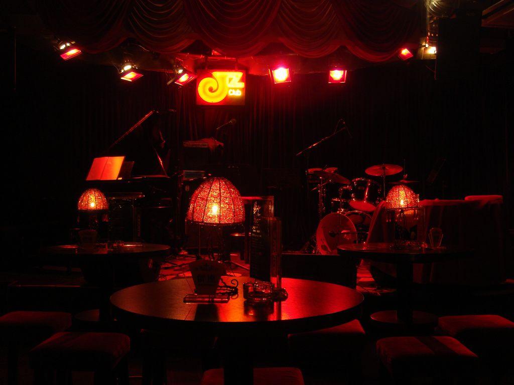 jazz club interior  Google Search  Event Build  Jazz