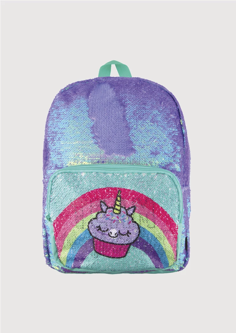 Magic sequin backpack periwinkle in 2019 | Sequin backpack