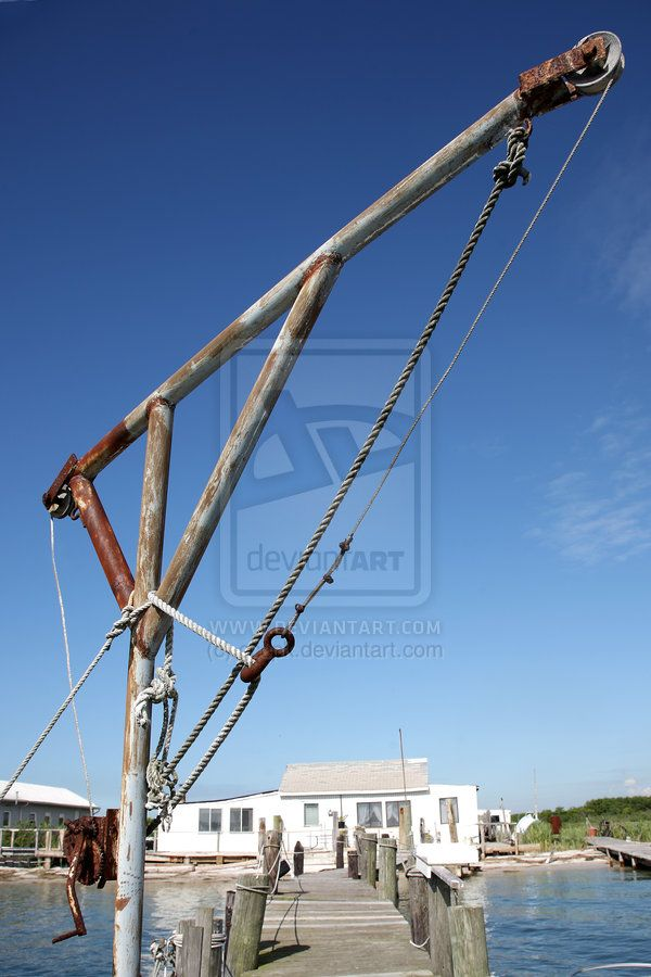 Gin Pole Crane : The next step picture of day quot meadow