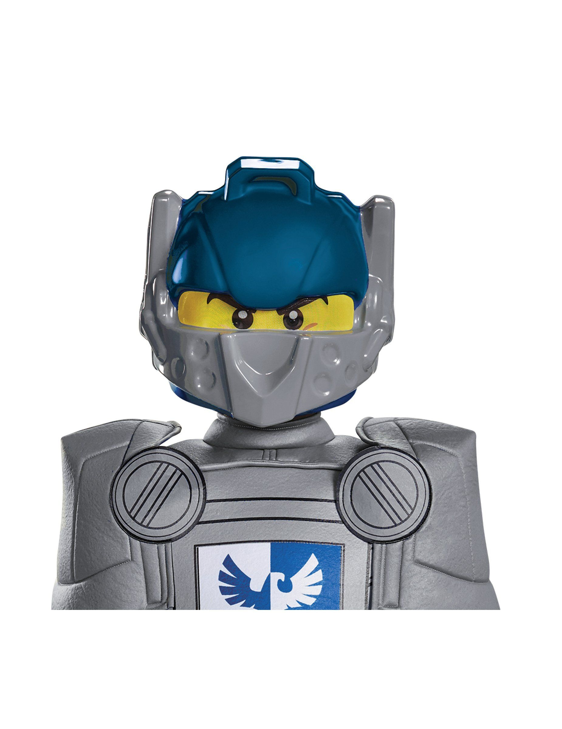 Masque Clay Nexo Knights™ - LEGO® enfant #CadeauDeNoel #ListeDuPereNoel #TopCadeau #Noel2016 #Lego #NinjaGo #NexoKnights