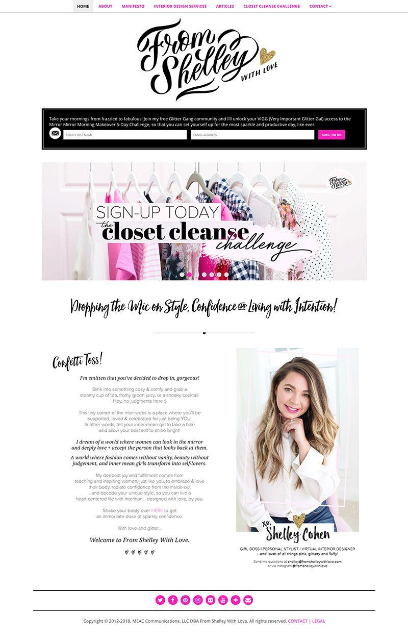 Showcase Blog Website Design Web Design Tutorials Website Design Inspiration