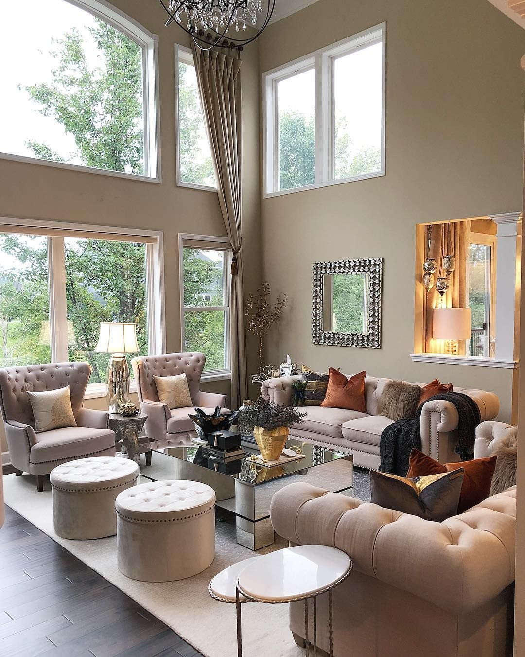 Inspire Me Home Decor On Instagram And Just Like That Fall Is Upon Us At Least In My Home Luxury Living Room Design Home Living Room Living Room Designs