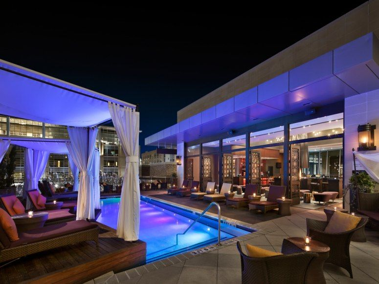 Condé Nast Traveler Named The Pool At Hotel Sorella In Houston Texas To Its List Of Beautiful Pools World S Best Hotels