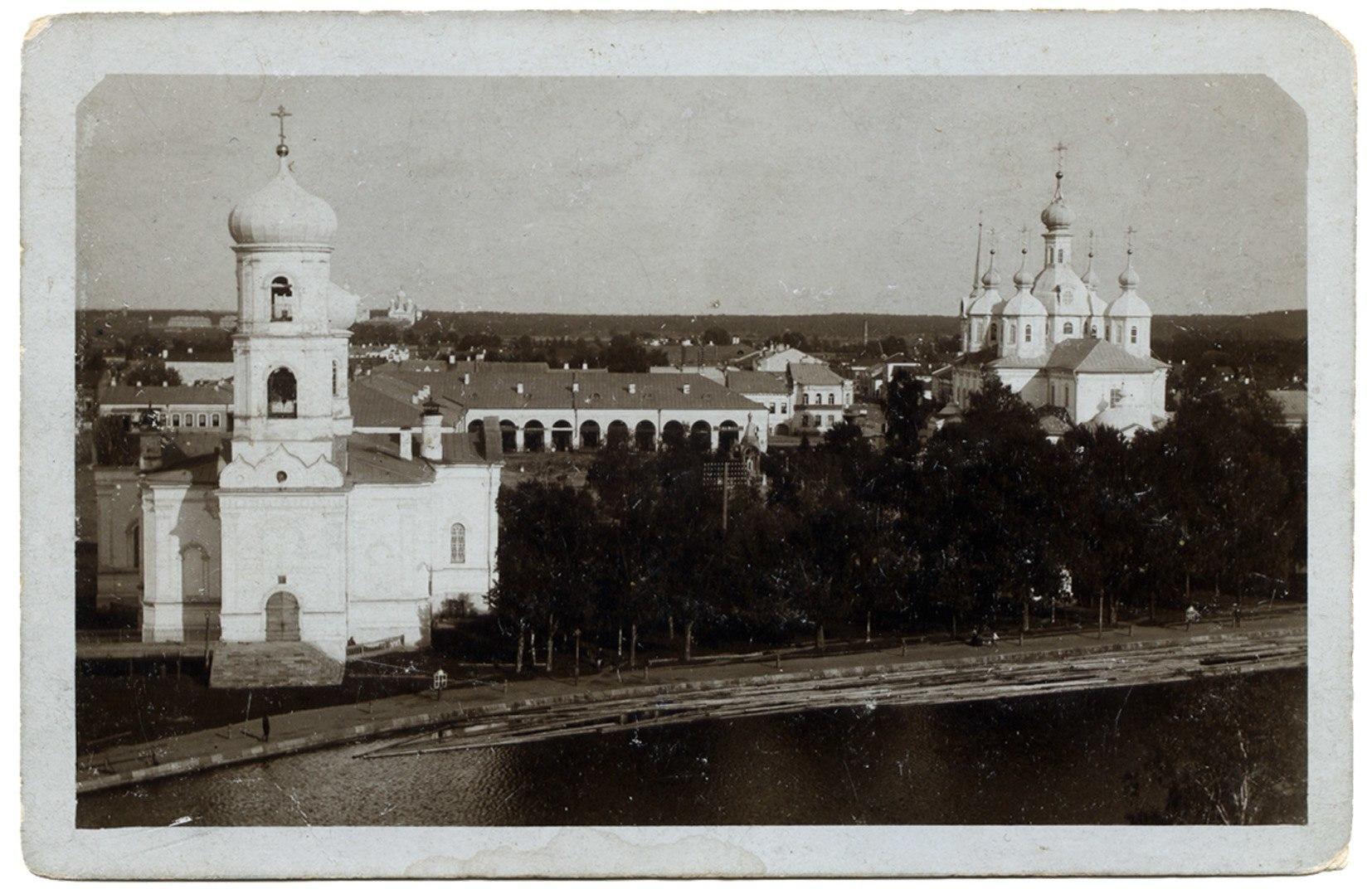 старинные фотографии города вышний волочек назвать