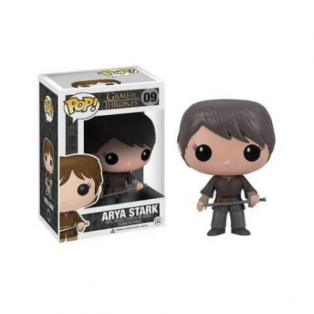 A Game of Thrones: Arya Stark POP Vinyl Figure (AAA) 830359030890 - Game of Thrones Toys - All Toy Brands - Toys, Novelties, and Apparel