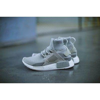 b11ac8407 Affordable Unisex Adidas NMD XR1 Winter Grey BZ0633 Running Shoes ...