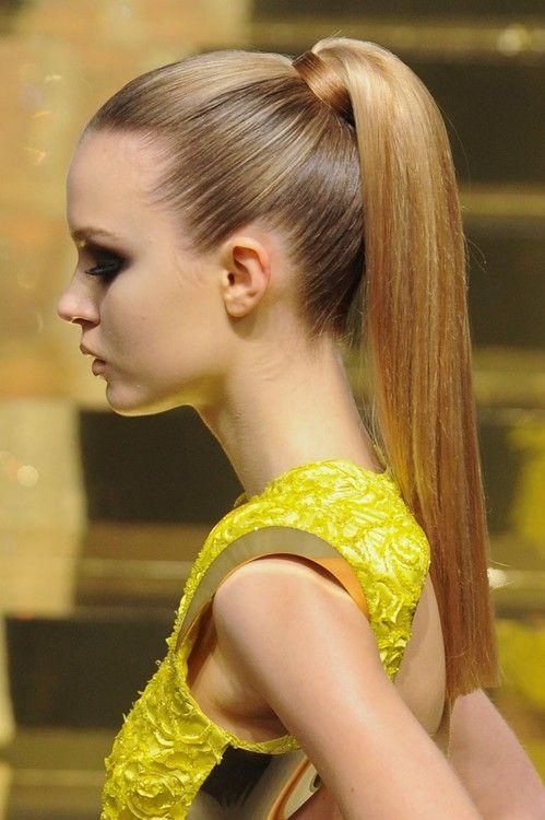 High Pony 2 Beauty Hair Styles Hair Ponytail