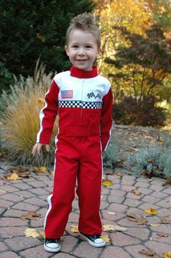 167 A Good Witch And A Fast Driver Nascar Costume Cars Theme Birthday Party Race Car Costume