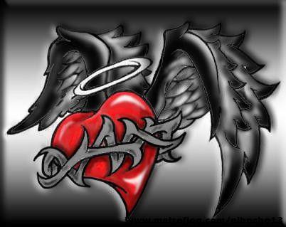 Imagenes Y Fotos Corazones Rotos Parte 3 Images With Wings