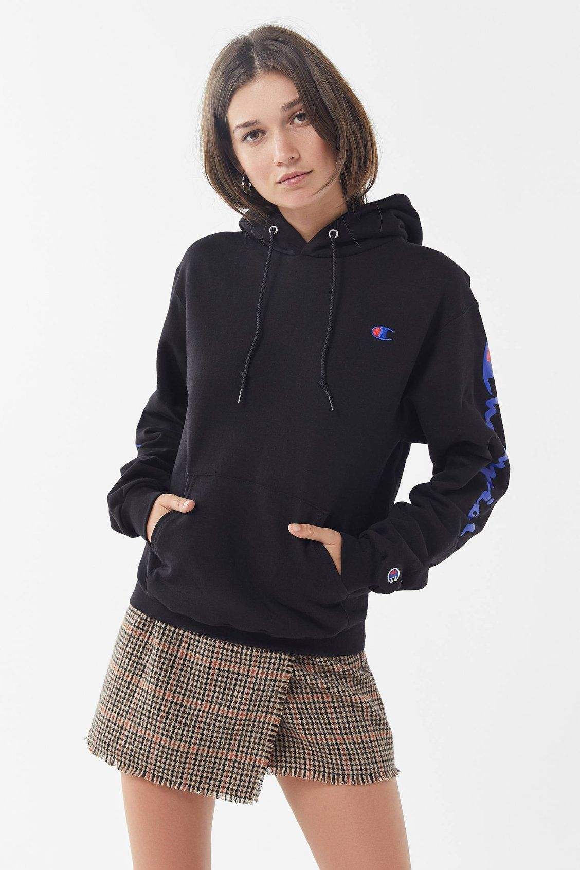 e7a1b0be Champion & UO Pullover Hoodie Sweatshirt | New Arrivals | Hoodies ...