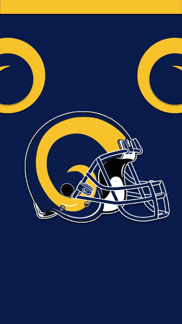Nfl Jersey Wallpapers Nfl Teams Rams Football Nfl Teams Logos