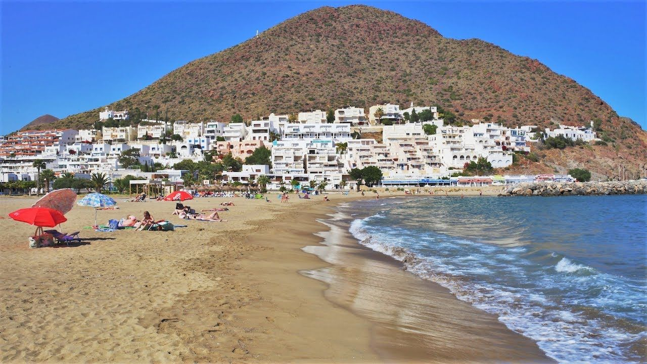 Playa De San José Y Calas Nijar Almería Almería Playa Viajes Y Turismo