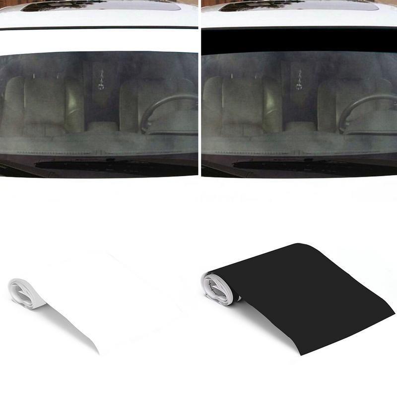 2pcs Reflective Cool Car Sticker Car Decoration Vehicle Decal Flame Fire