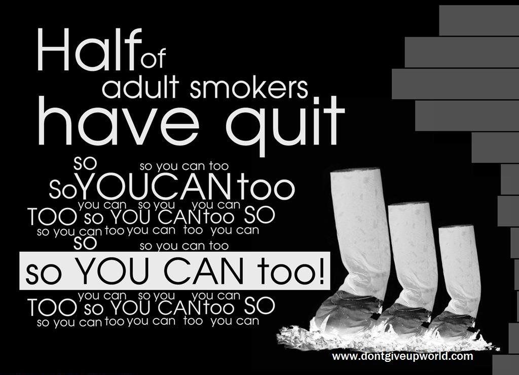 Smoking Quotes Quit Smoking Motivational Quotes  Quit Smoking  Pinterest  Quit .