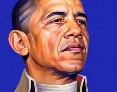 "Consulta este proyecto @Behance: ""Obama for Newsweek, Colbert for Adweek"" https://www.behance.net/gallery/7455491/Obama-for-Newsweek-Colbert-for-Adweek"