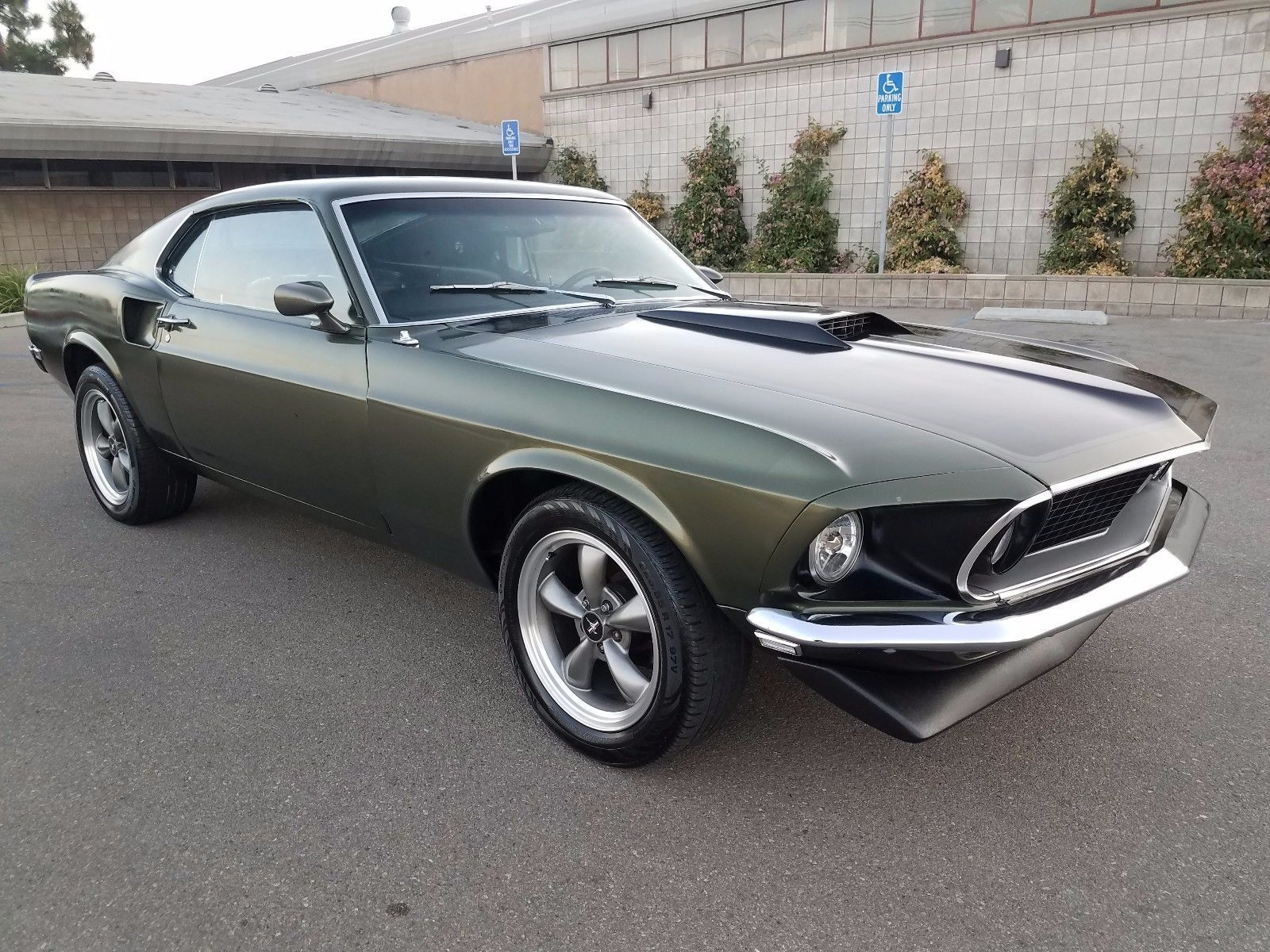 Ebay 1969 ford mustang 1969 ford mustang fastback restomod must see fordmustang ford