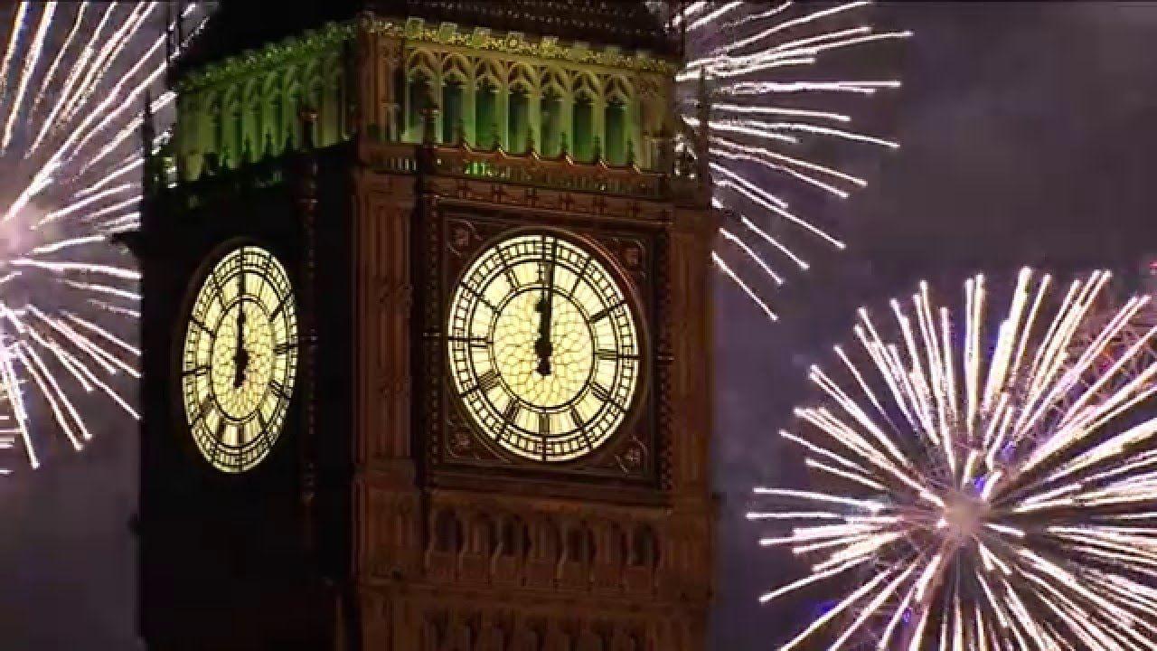 Happy New Year 2016 Countdown / Feliz Año Nuevo 2016