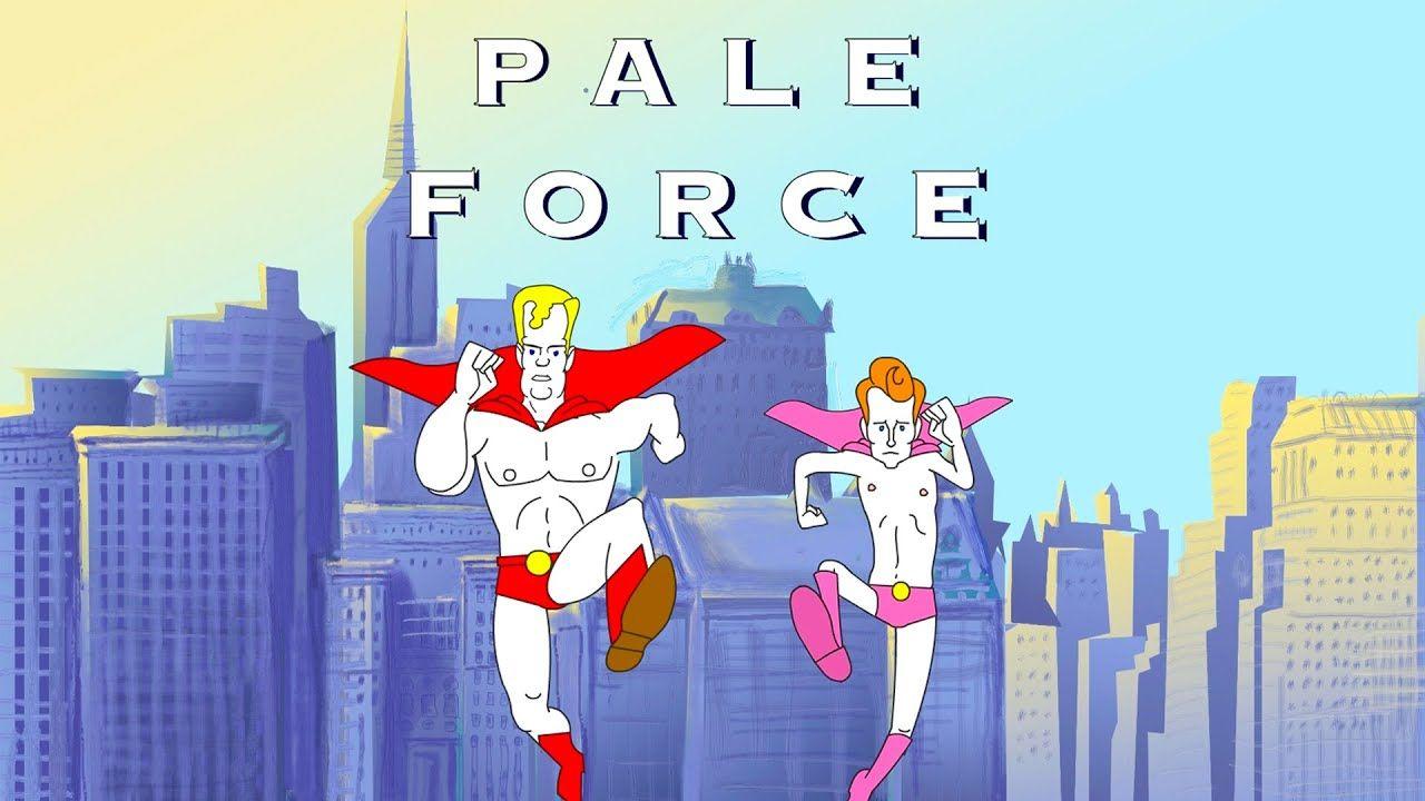 """Pale Force"" Jim Gaffigan Animated Short (Feat. Conan"