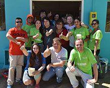 Con la participación de más de 90 inacapinos finalizan Trabajos de Verano Concepción-Talcahuano 2015