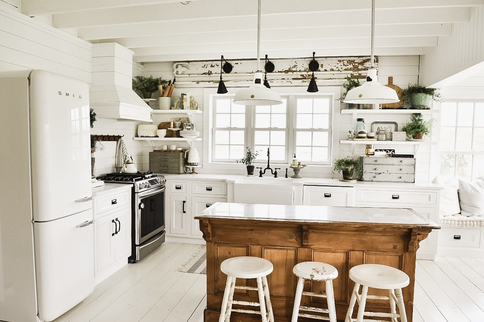 New Kitchen Wall Sconces Over The Sink | New kitchen, Home ...