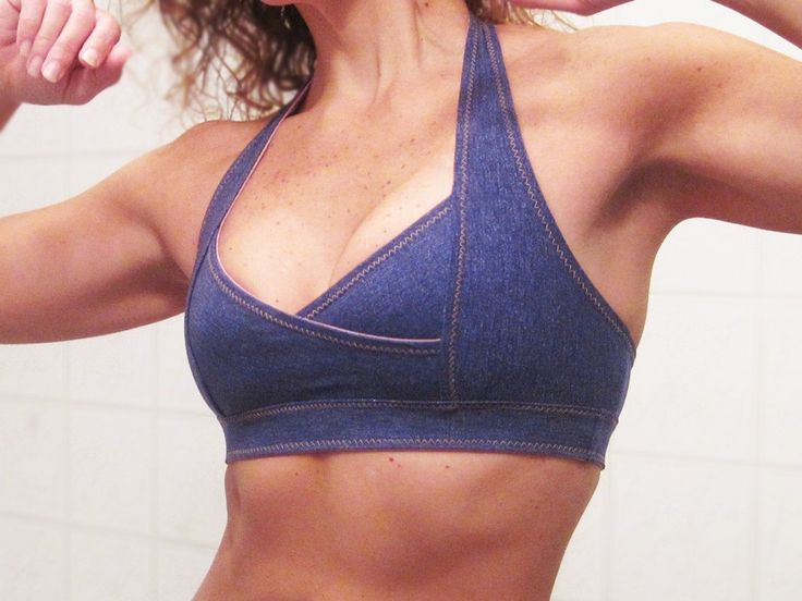 CUSTOM Diosa Reversible Sports Bra | Sewing patterns, Patterns and ...