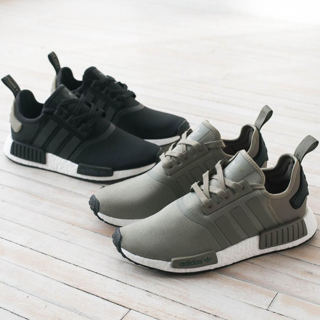 best service 02e56 9287d Online now  the  adidasoriginals NMD R1 Sneaker  SKU  40315038.    UOMens