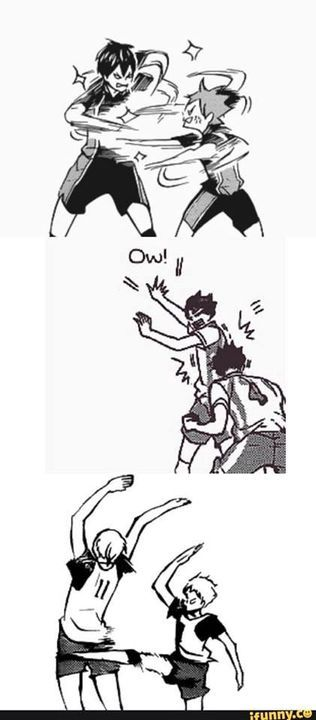Haikyuu!! on Facebook - Time of the Year