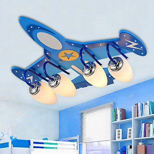 Chandeliar from amazon you can find out more details at for Kinderzimmerlampe flugzeug