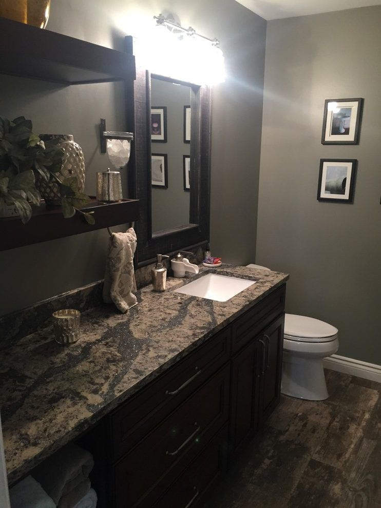 49+ Floating shelves between bathroom mirrors trends