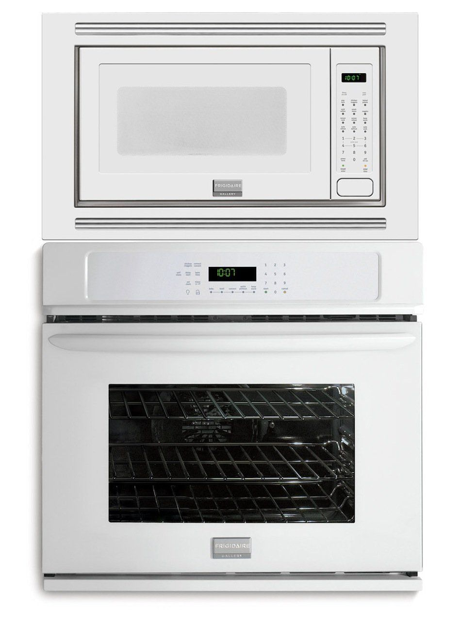 microwave convection wall oven