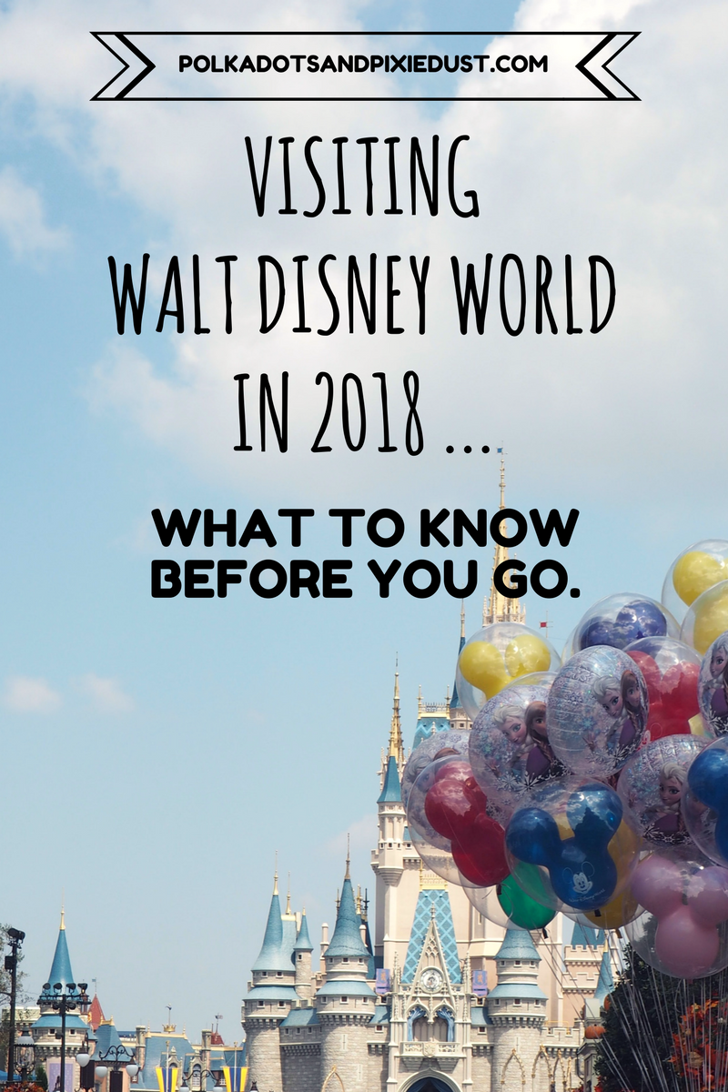 What's New at Walt Disney World 2019: What To Know Before You Go