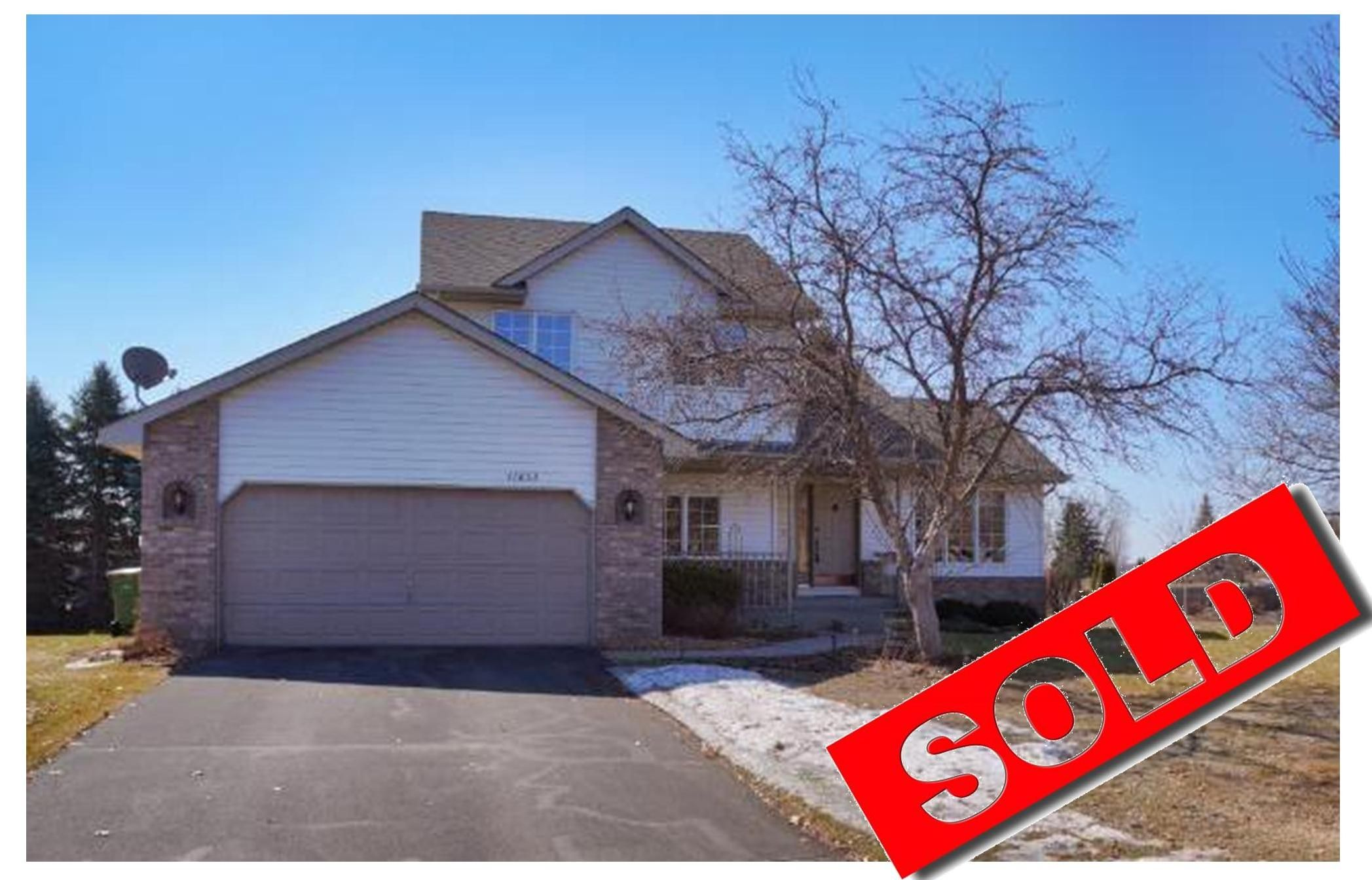 This home is perfect for a growing family! It's located on a quiet cul-de-sac and is minutes from multiple restaurants and parks! Located in Coon Rapids, MN. List price: $269,900; SOLD FOR $ 265,000!