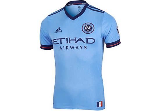5cf4b9a917b 2017 18 adidas New York City FC Home Jersey. Buy your own today from  SoccerPro