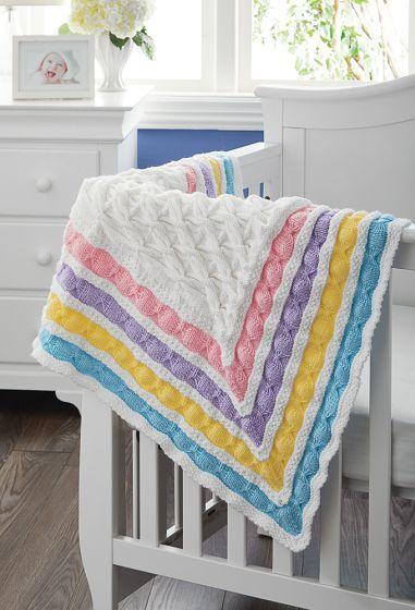 Butterflies Blanket Pattern | Blanket, Baby blanket ...