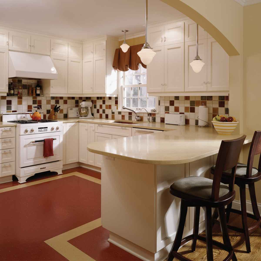 Small Kitchen Space-Saving Tips #kuchentisch