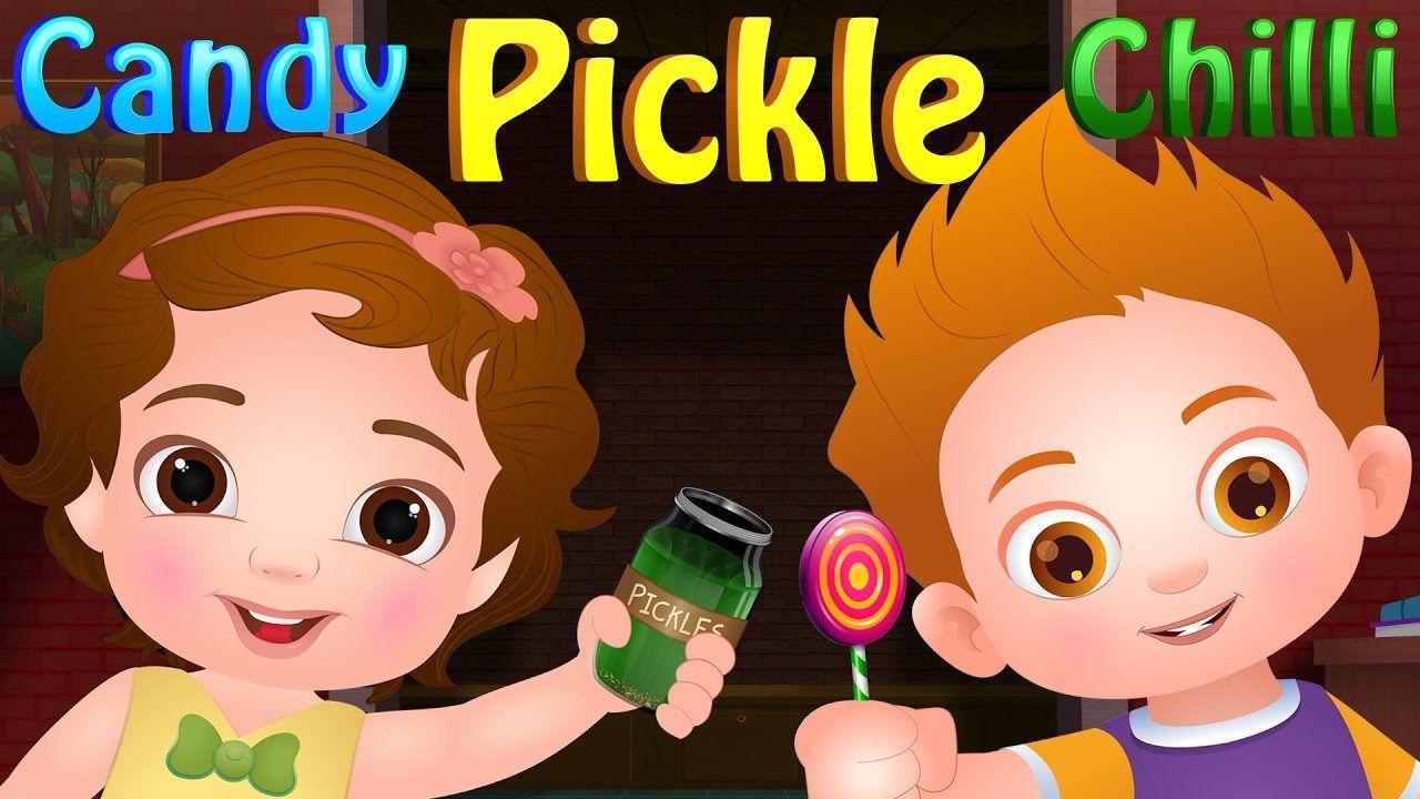 The Taste Song Kids Nursery Rhymes Rhymes For Kids Nursery Rhymes