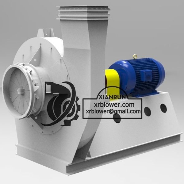 Centrifugal Supercharger Design: New Design Radial Fan