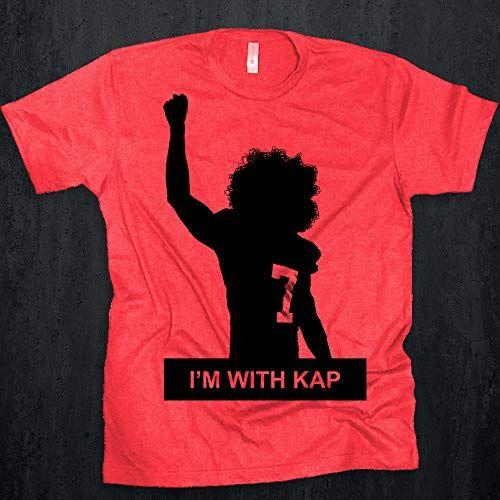 8c2b20088 Colin Kaepernick I'm With Kap Tee IMWITHKAP Nike Ad Anthem Inequality  Racial Inujustice,#Tee, #IMWITHKAP, #Kap, #Colin