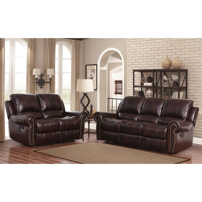 Barnsdale 2 Piece Reclining Living Room