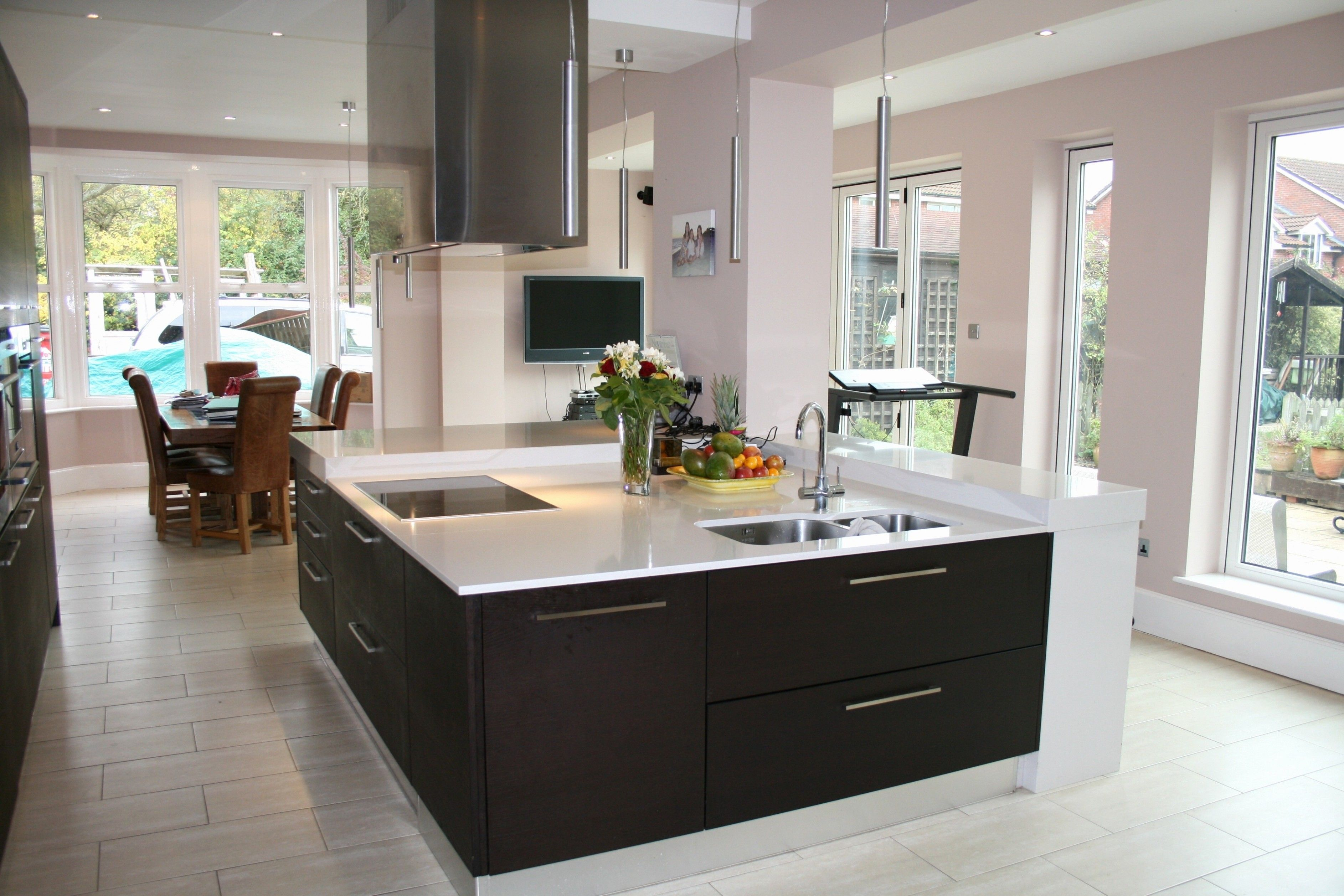 20 Lovely Summer Kitchens Kitchen Island With Sink Small