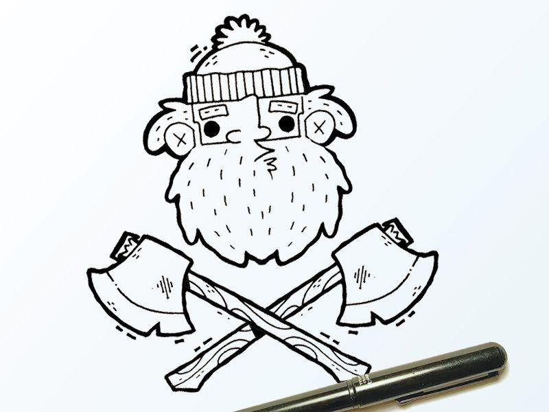 Jack Lumber Sketch