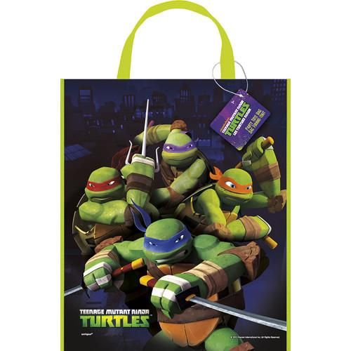 Type: Childrens party favor setsMinimum age recommended: 3 yearsTarget Audience: unisex-childrenCharacter: Teenage Mutant Ninja TurtlesContains 1 plastic, reusa