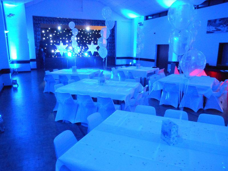 weddinguplighting cool blue theme for a fire and ice night mybigfatweddingdiscocom