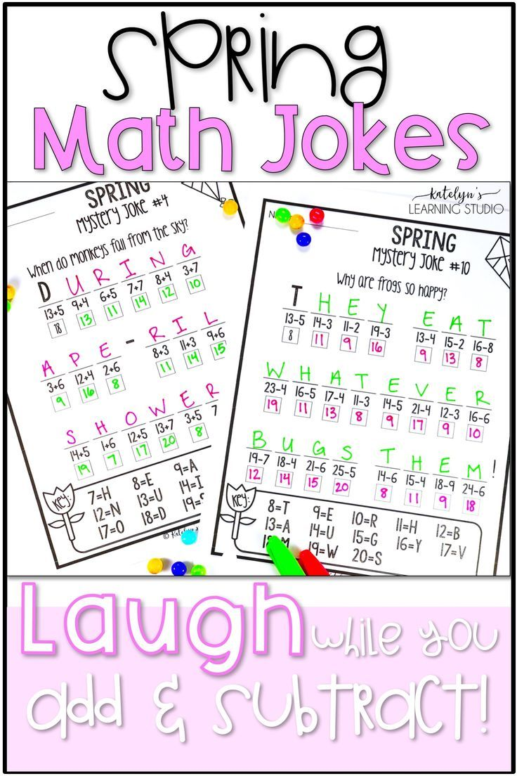 Spring Math Worksheets | Teaching schools, Early finishers and ...