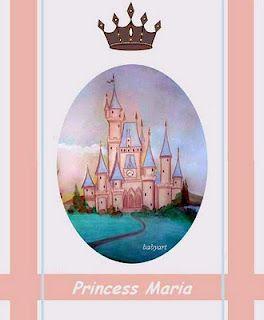 babyart-princess castle by www.oneirodwmatia.blogspot.com