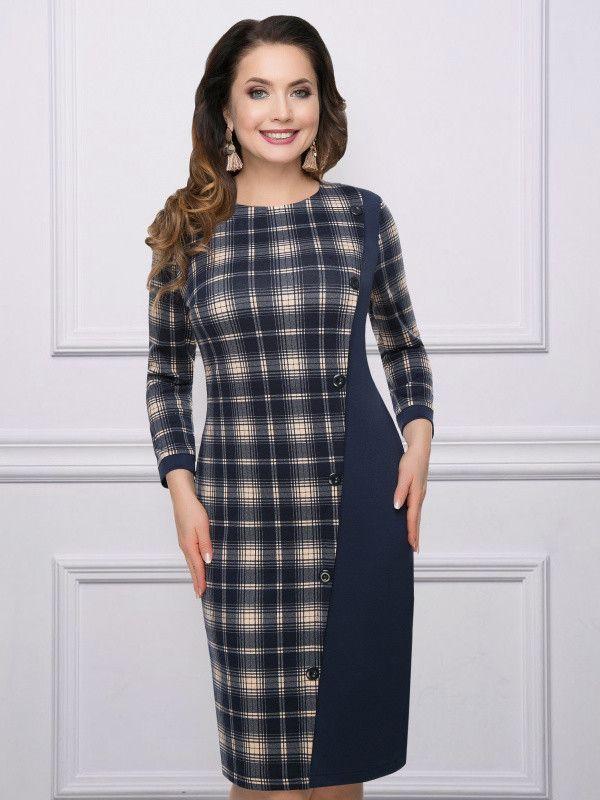 b1870dcf6611 Большие женские платья 54 размера купить недорого в интернет-магазине  GroupPrice