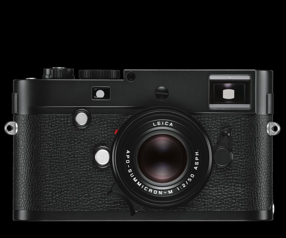 Leica M Monochrom A passion for picture quality. Black and white.