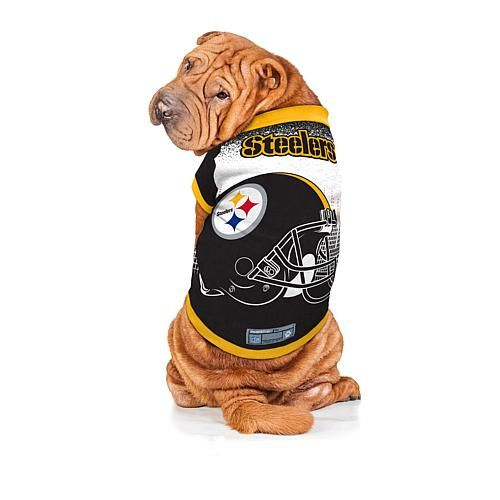 bd6a27d44 Officially Licensed NFL Pet Performance Tee - Steelers - 8518038 ...